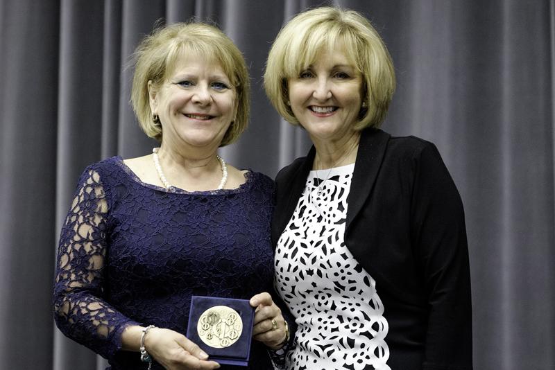 Docteurs Lise Payant et Diane Legault, du CIQ