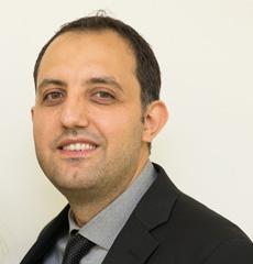 le docteur Ghassan Al Dika