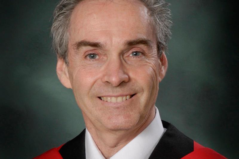 Le docteur Christian Caron