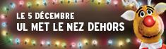 Soirée spéciale UL le samedi 5 décembre