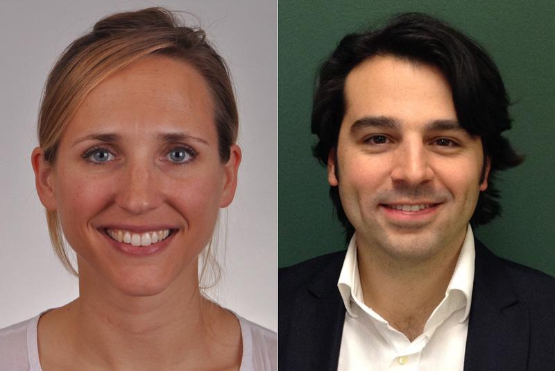 Les docteurs Clairet et Pollini