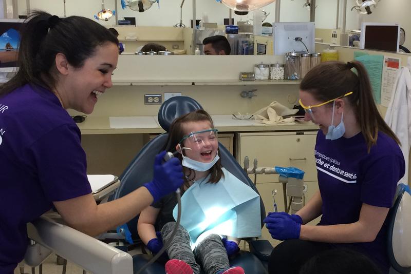 traitements dentaire dans le plaisir