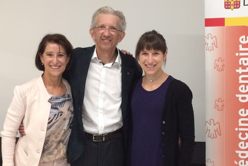 docteur Robert et sa famille
